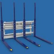 2.5 Ton Double Pallet Handler Cascade