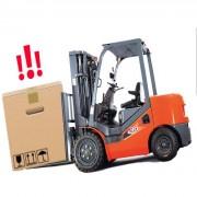 Forklift Overload Alarm