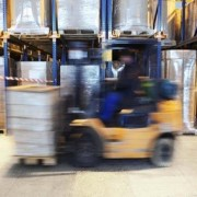 Forklift Speed Control