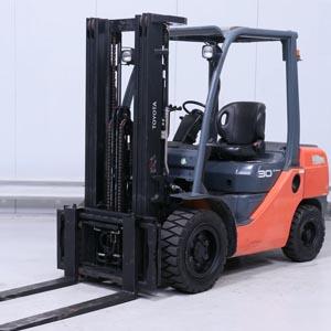 Diesel/LPG Forklifts