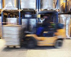 Forklift Control