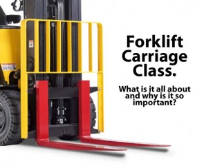 Forklift Carriage: What and Why about it